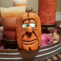 Pumpkin dude