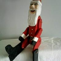 Articulated Santa