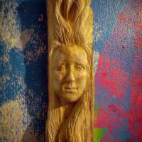 Female Wood Spirit