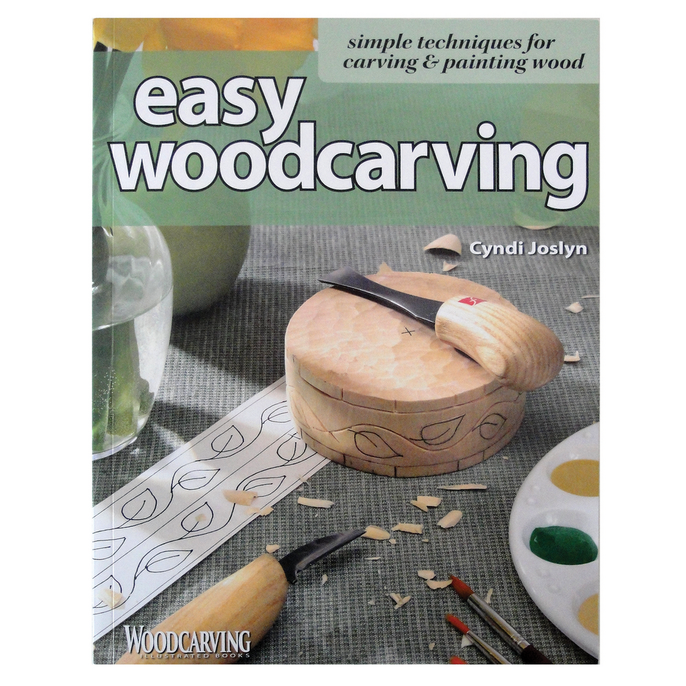 IN100 Easy Woodcarving