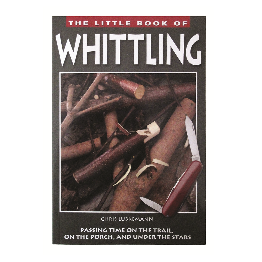 IN200 The Little Book of Whittling